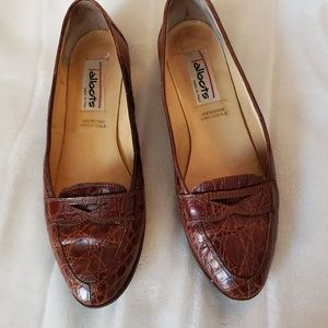 Talbots genuine crocodile-size 7.5 N